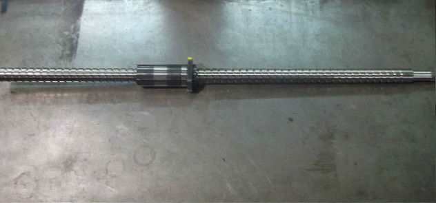 Y Axis ball screw