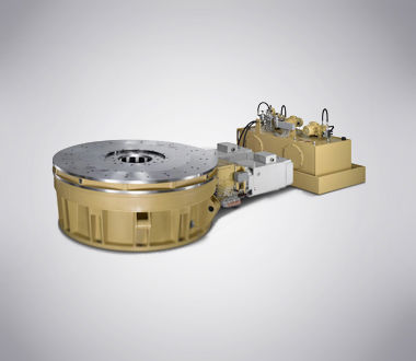 Ruckle-Rotary Table 6